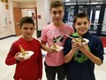MS Students Rewarded for Great Grades