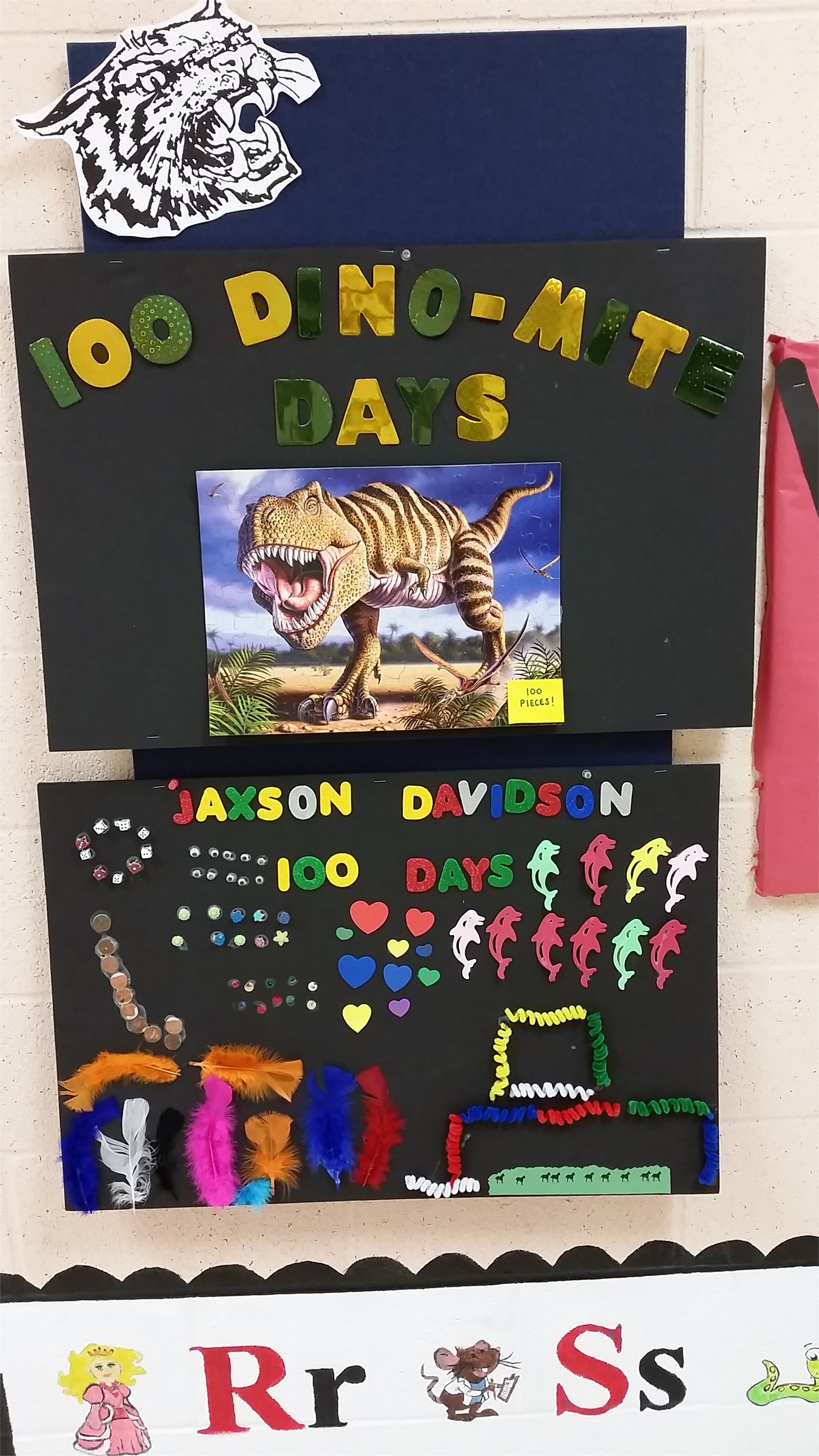 100th Day Projects