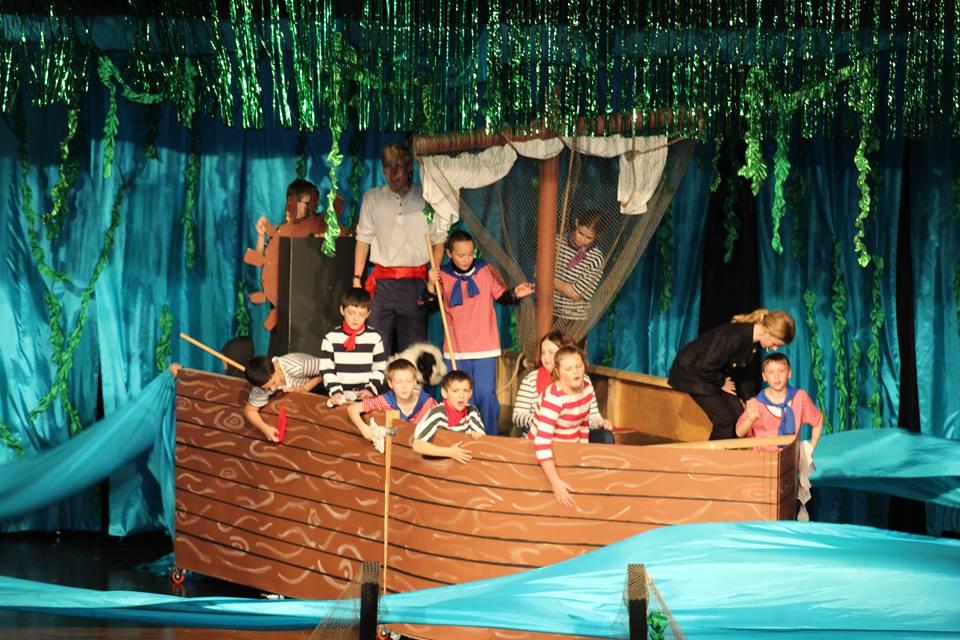 Little Mermaid Performance