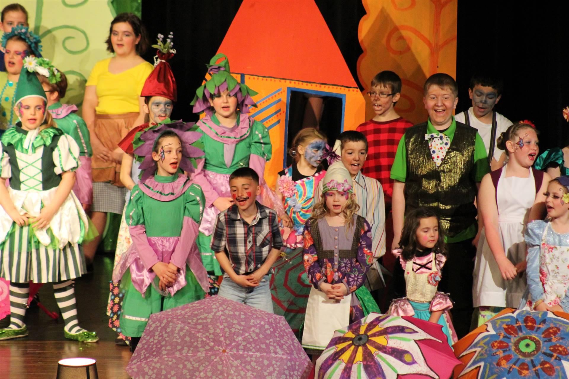 Wizard of Oz Performance
