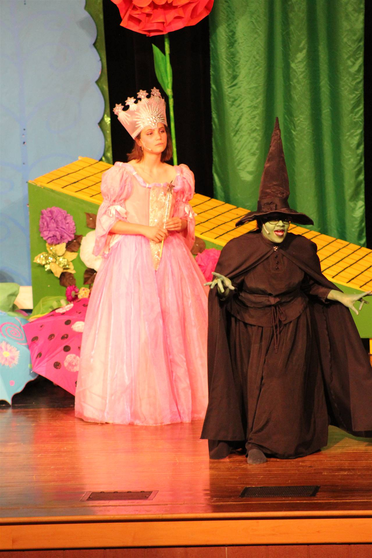 Wizard of Oz Performance