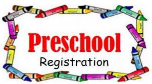 PreSchool Registration
