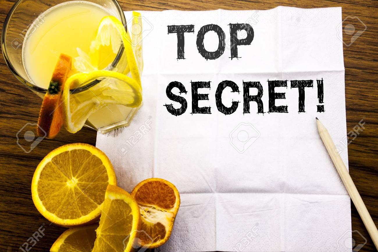 Top Secret OSOB