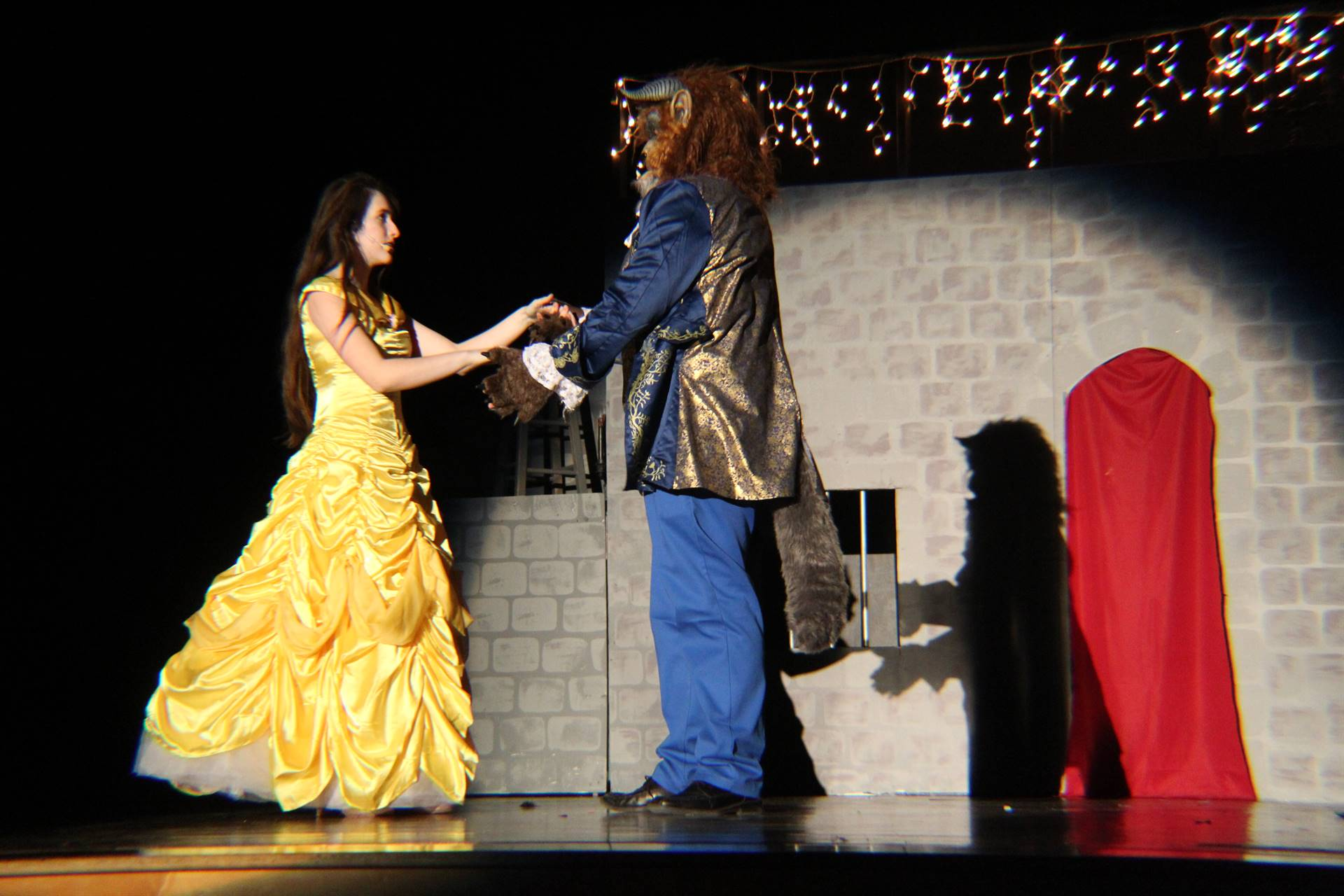 Beauty and the Beast Performance