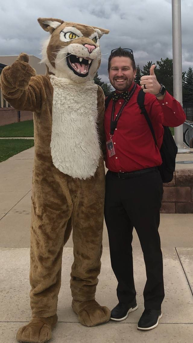 Mr. Dulka and the Wildcat